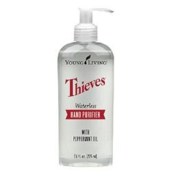 Theives Waterless hand purifier