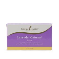 Lavender Oatmeal Soap