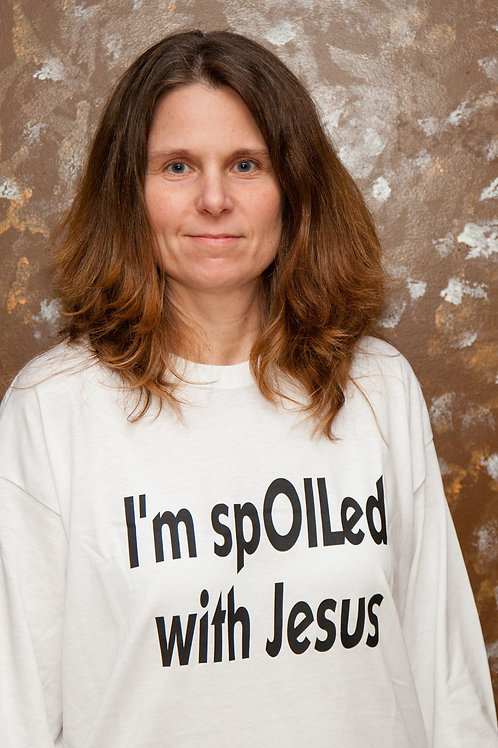 I'm spOILed with Jesus