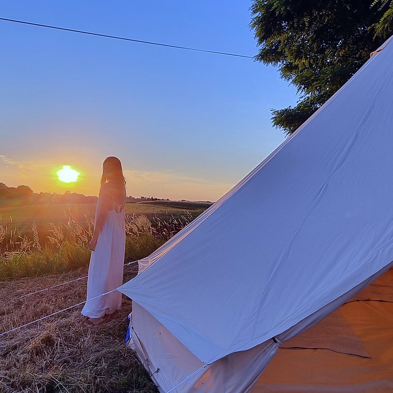 PSYCHEDELIC BREATH® Tipi Session: FULL MOON MAGIC