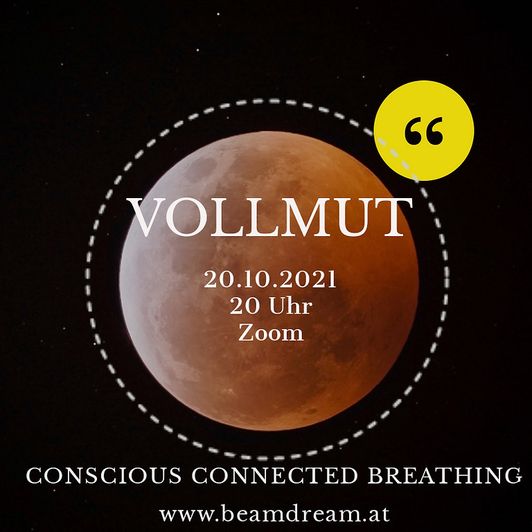 VOLLMUT Conscious Connected Breathing