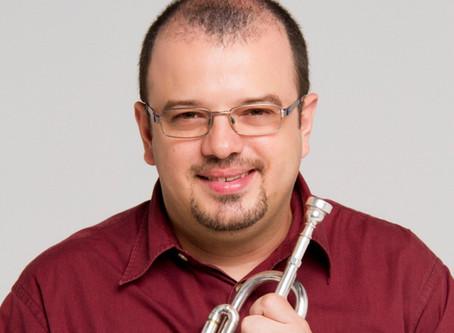 Jesse Sadoc is a Member of the Bossa Nova Orchestra