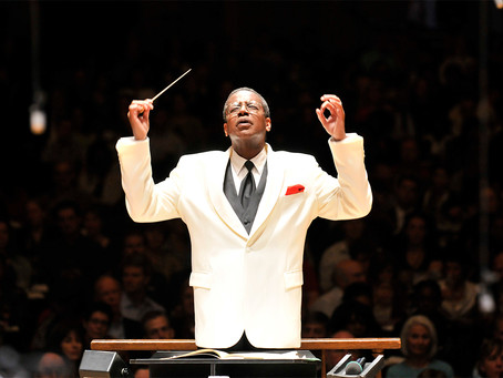 "Maestro Charles Floyd is the co-Producer, and Orchestra Arranger and Conductor of ""BRAZILICA.&q"