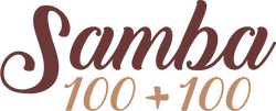 samba100_lettering