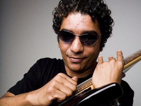 Bass player, Arranger, and Producer, Arthur Maia is on the album!