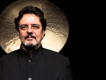 "Dudaka da Fonseca joins the January 7th ""The Brazil Concert"" at The Loft at City Winery -"