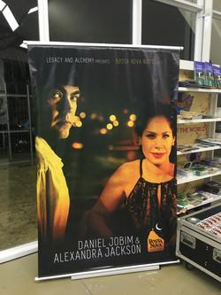 Daniel Jobim and Alexandra Jackson Banner