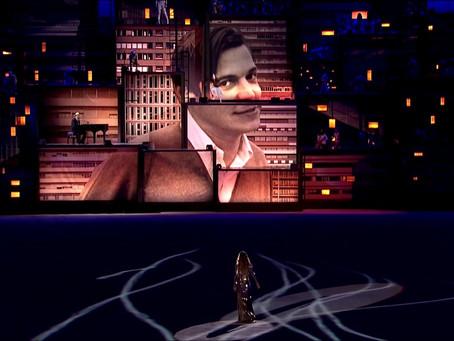 FLASHBACK!  2016 Rio de Janeiro Olympics:  Daniel Jobim opens the Olympics on August 5, 2016 with &q