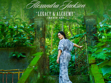 Alexandra Jackson launches at World Music / Adult Album Alternative / College Radio (Week of Februar