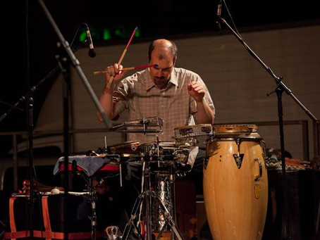"""Rogerio Boccato joins the January 7th """"The Brazil Concert"""" at The Loft at City Winery - Ne"""