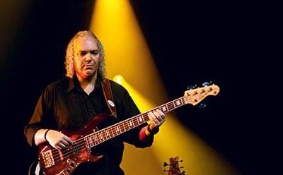 Bass Guitarist Marcelo Mariano