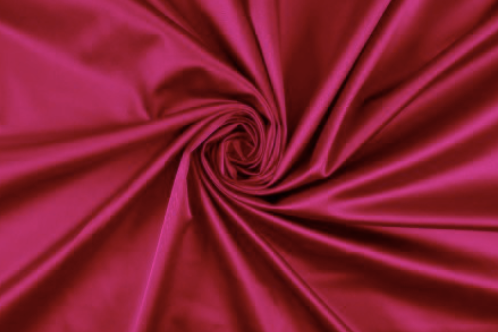 Fuchsia Satin - reusable fabric furoshiki gift wrap/scarf