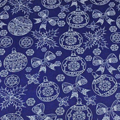 Smells Like Christmas- Royal Blue