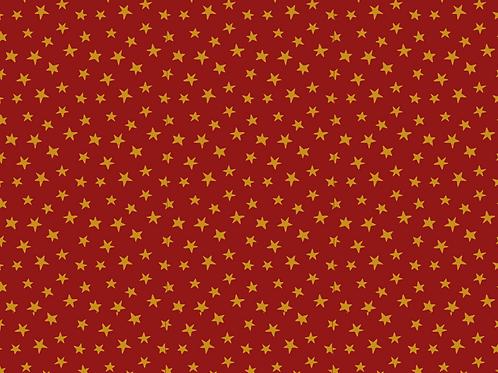 Starry Night - Red
