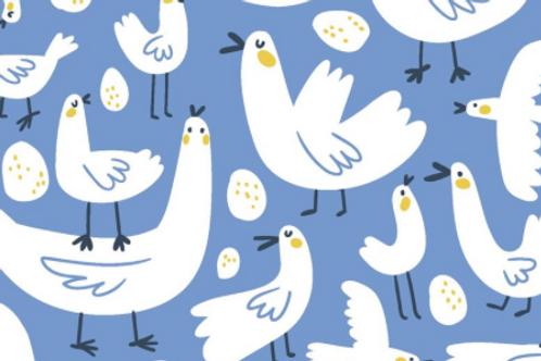 Cotton Chicks reusable gift wrap - furoshiki