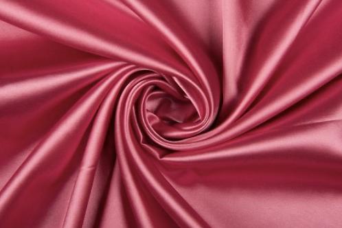Rose Satin - reusable fabric furoshiki gift wrap/scarf