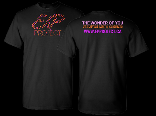 "EP PROJECT ""Wonder Of You shirt"""