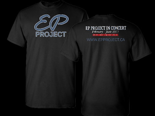 """EP PROJECT """"In Concert shirt"""""""