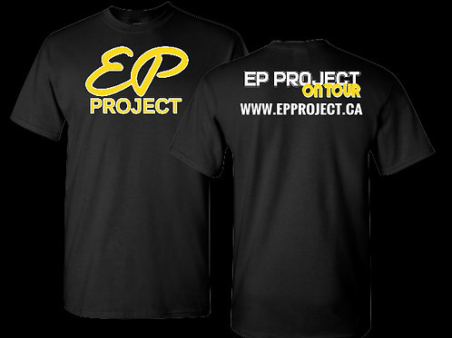 "EP PROJECT ""On Tour shirt"""