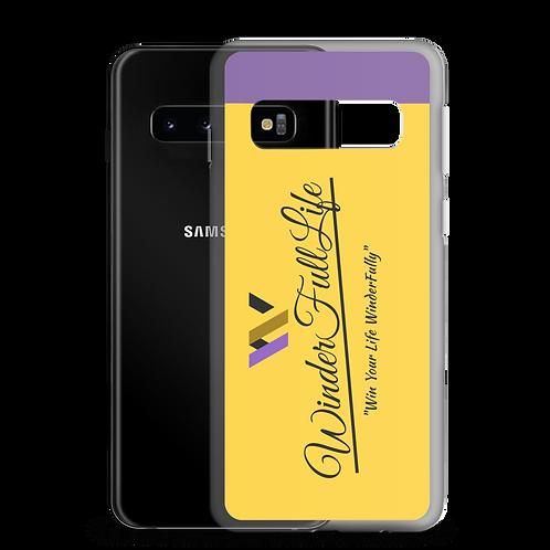 WinderFullLife Samsung Case