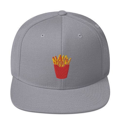 Fries Snapback Hat