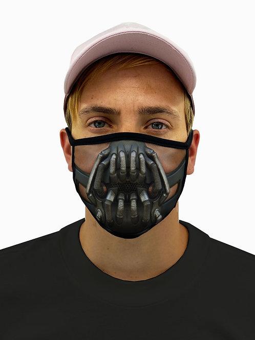 Bane Face Mask With Filter Pocket