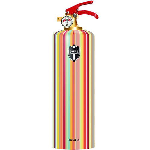 Safe T Chic Fire Extinguisher