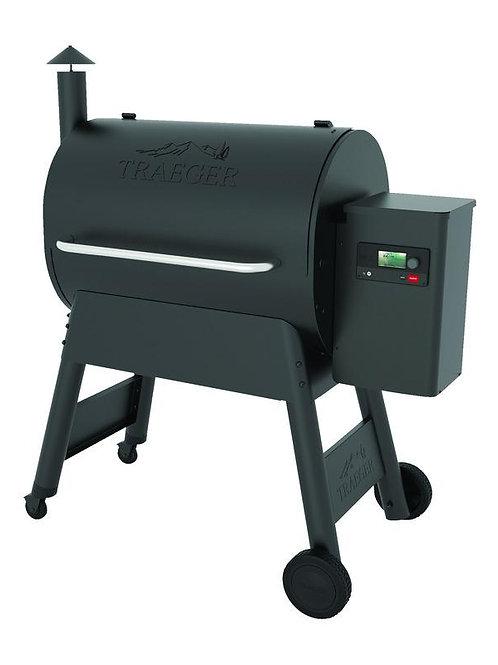Traeger  Pro 780  Black  Wood Pellet  Grill