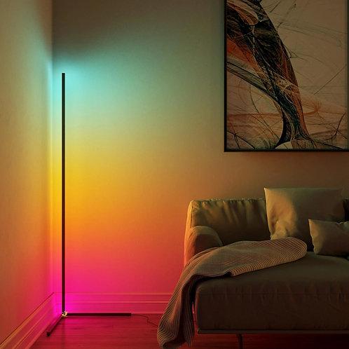 Modern LED Corner Floor Lamp Bedroom Decoration Atmosphere Lamp