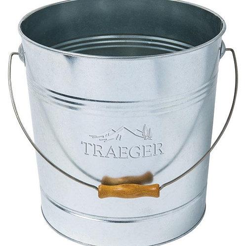 Traeger  Steel  Pellet Bucket