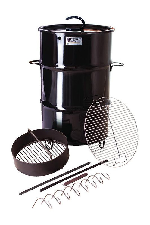 Pit Barrel Cooker Co.  Charcoal Stand Alone Black Outdoor Cooker