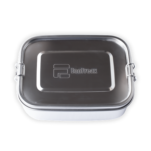 Stainless Steel Metal Lunch Box Food Container