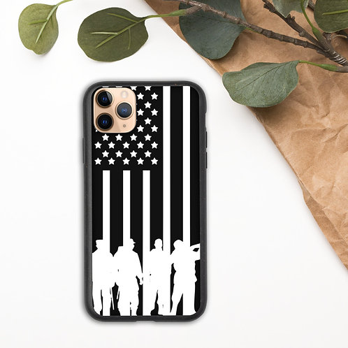 Fallen but not forgotten Biodegradable phone case