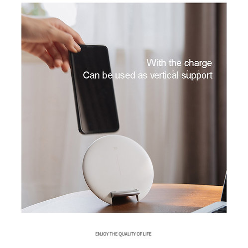 Chic Fast Wireless Charger Stand 10W