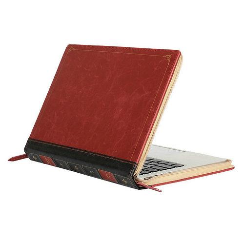 Vintage Classic PU Case for Macbook Pro 13 Sneak Case