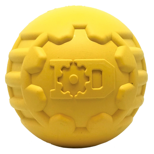Ultra-Durable Rubber Chew Ball