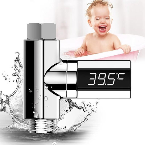 Shower Thermometer Water Temp Display