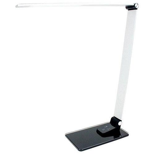 Newhouse  2.5 in. Semi-Gloss  Gray  Desk Lamp