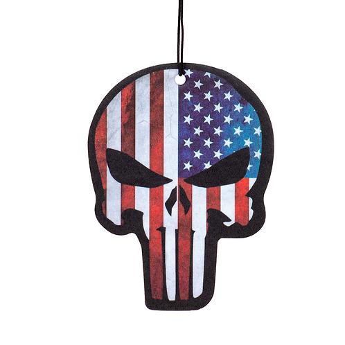 Punisher Skull Air Freshener