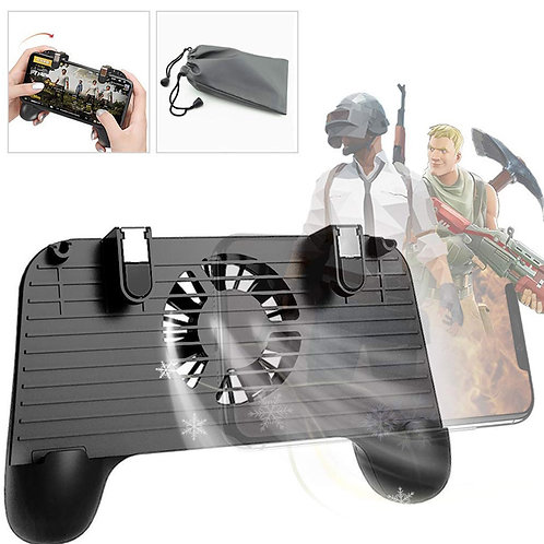 Mobile Game Controller For PUBG 4in1 Gamepad Shoot