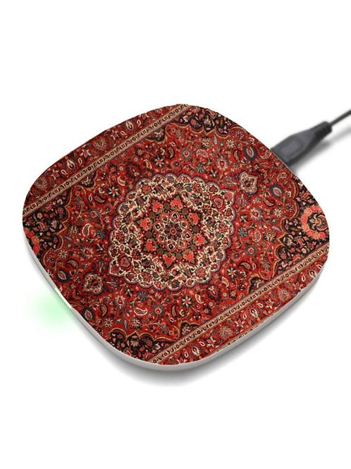 Persian Rug Wireless Charger Print Wireless