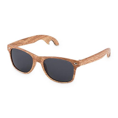 Wood Bottle Opener Sunglasses