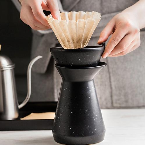 Ceramic Drip Coffee Maker