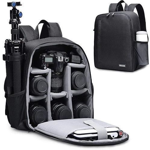 Camera Backpack Multi-functional Digital DSLR Camera Bag Waterproof