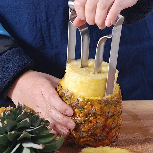 Knife Kitchen Tool Stainless Steel Fruit Pineapple Corer Slicer Peeler