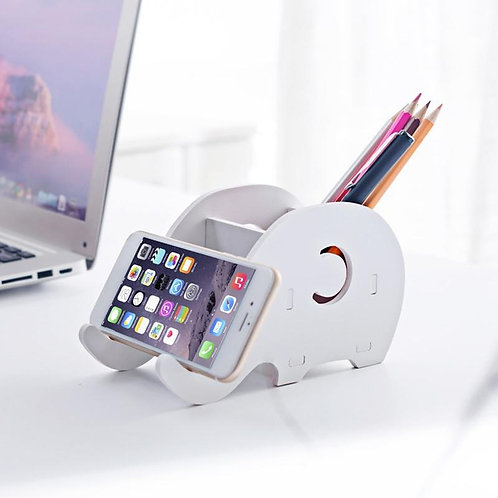 Detachable Elephant or whale Cute Phone Holder Storage