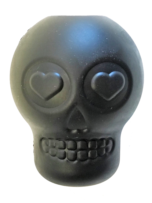 MKB Magnum Sugar Skull Ultra-Durable Chew Toy & Treat Dispenser -