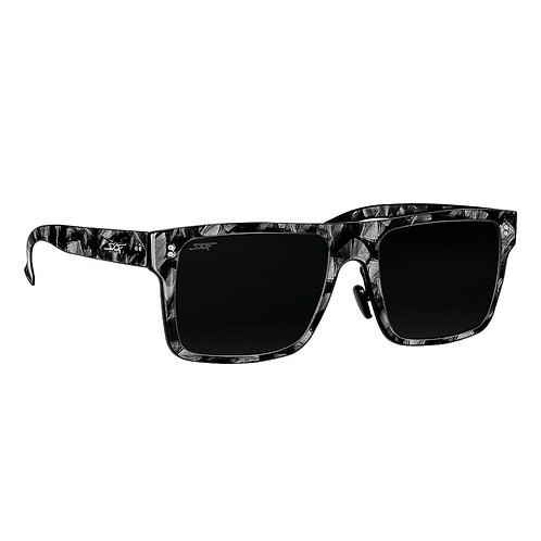 Forged Carbon Fiber Sunglasses (Polarized Lens | Fully Carbon