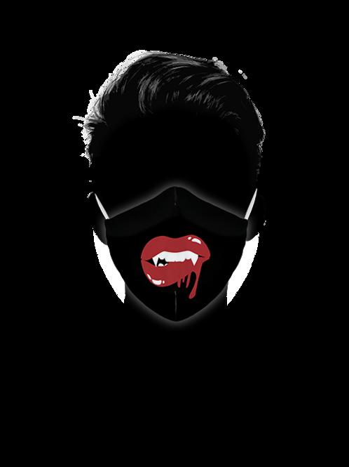 Sexy Fangs - Face Mask