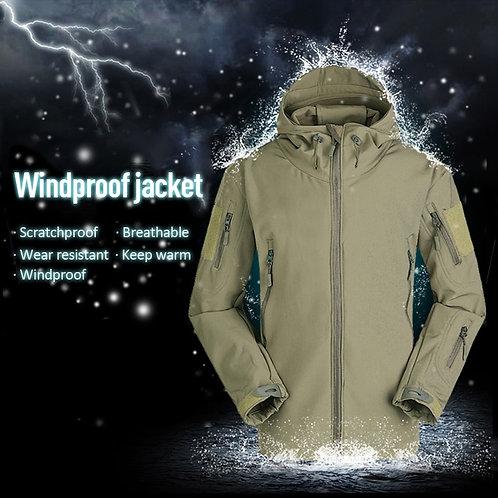 High Quality Waterproof SoftShell Jacket Windbreaker